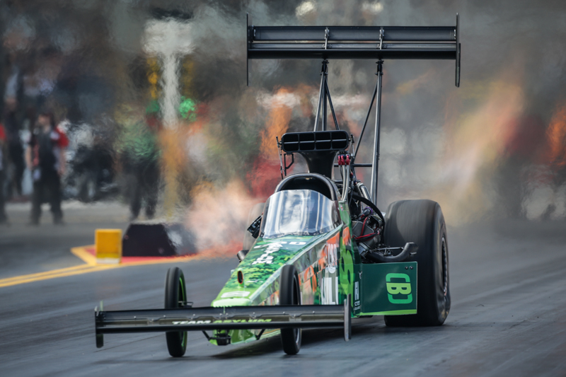 What's in a Top Fuel Dragster?