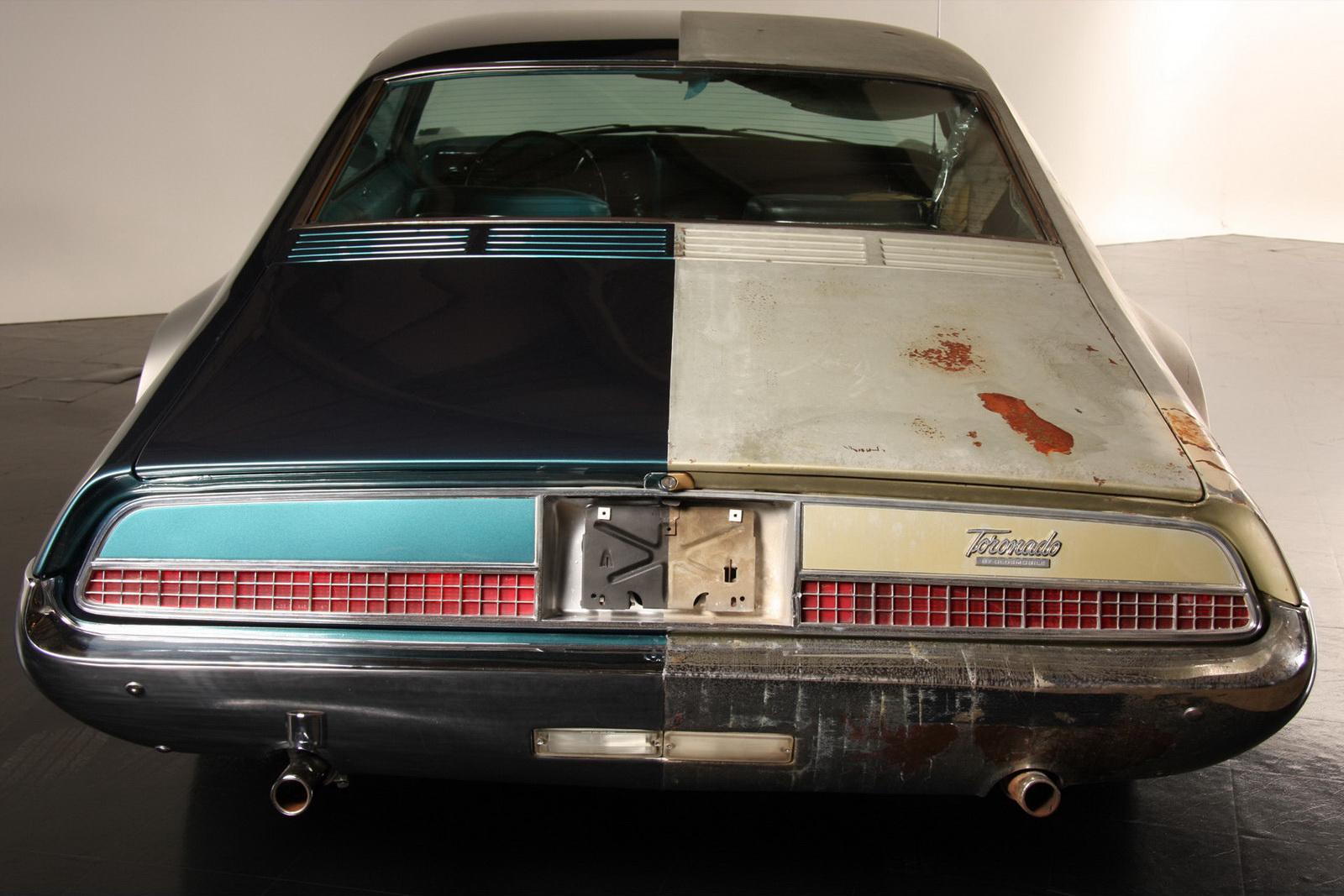 Essential Car Restoration Guide