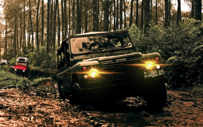 Ways to Improve Your Off-Roading Skills