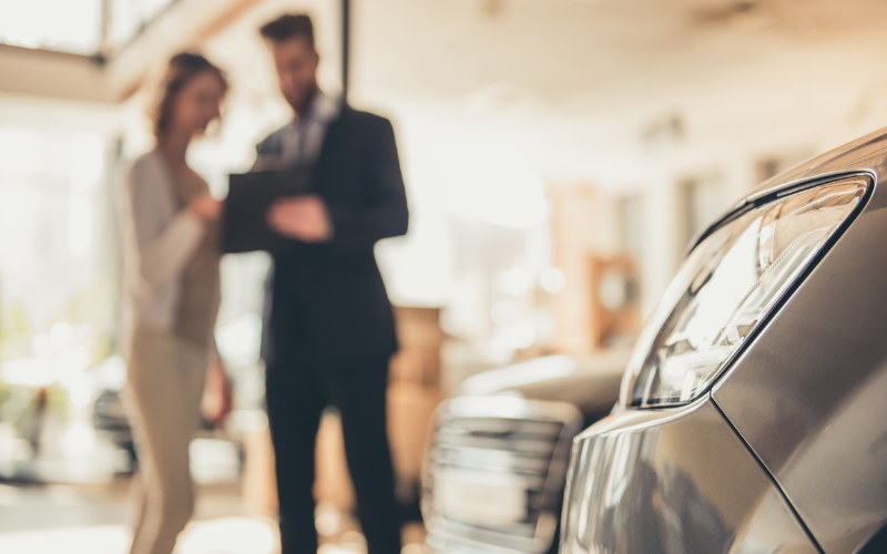 A Comprehensive Guide to Car Finance